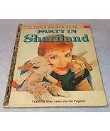 Little Golden Book Party in Shariland Sherry Lewis Lamb Chop A Printing ... - $14.95