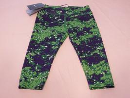 Nike Dri Fit Skinny Leggings 36a706 Eec Volt Verde Traing Pantaloni Girl... - $17.66