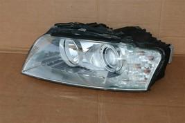 04-05 Audi A8 A8L HID Xenon AFS Adaptive Headlight Drive Left LH - POLISHED image 1