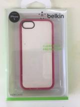 Belkin PINK/RED GRIP iPhone 5 Case - $5.70