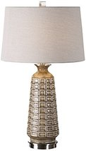 Uttermost Belser Brown Glaze Table Lamp - $173.80