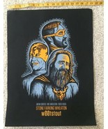 Stone Farking Wheaton Woot Stout Used Poster craft beer brewery brewing - $28.04