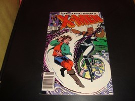 Uncanny X-Men #180 Marvel Comic Book 1984 VF Condition / Storm - $3.99