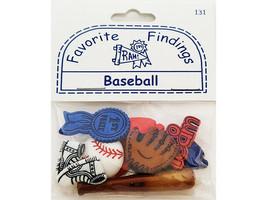 Blumenthal Lansing Co. Favorite Findings Baseball Buttons #131