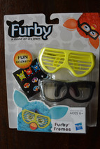 Furby Frames Neon and Black - $14.95