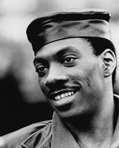 Eddie Murphy in The Golden Child smiling with cap 16x20 Canvas Giclee - $69.99