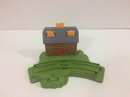 Thomas Train TrackMaster Fiery Flynn's Burning Shed ONLY FREE Shipping! - $17.81
