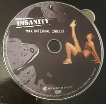 Insanity - Max Interval Circuit - Beachbody - Replacement DVD Disc Only - $6.92