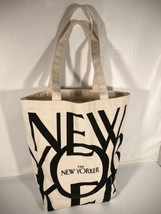 The New Yorker Magazine Canvas Tote Bag - $34.64