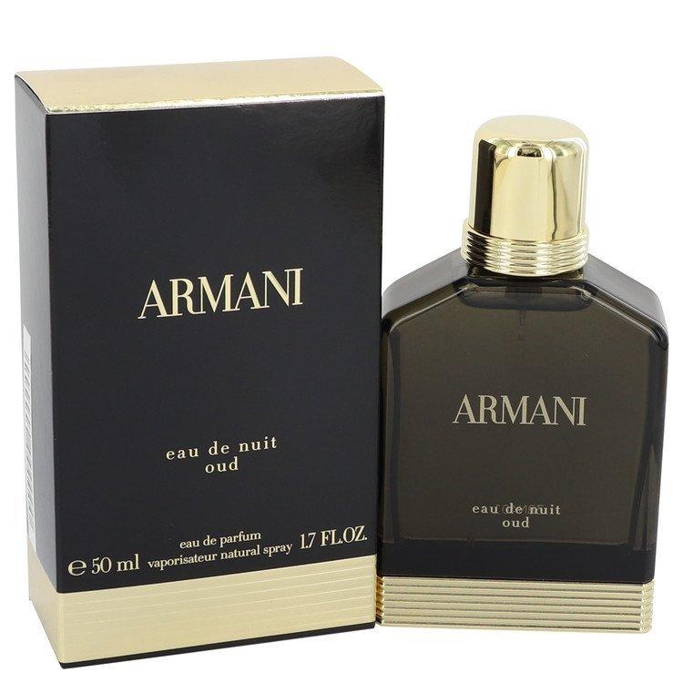 Giorgio armani eau de nuit oud 1.7 oz cologne