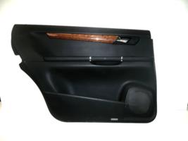 Rear Driver Door Trim Panel 251-730-03-70 Mercedes Benz R350 2010 2009 2008 2007 - $163.35