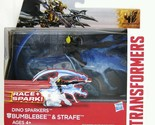 Hasbro Transformers Age of Extinction Dino Sparkers Bumblebee and Strafe Figures