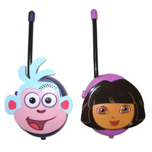 Dora & Boots Walkie Talkies - $33.75
