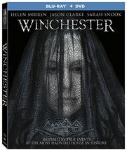 Winchester [Blu-ray+DVD, 2018]