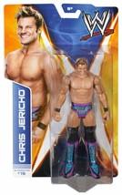 Chris Jericho WWE Superstar #19 Action Figure Mattel NIB NIP Wrestling W... - $37.12