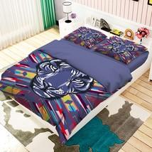 3D Graffiti Animals 26 Bed Pillowcases Quilt Duvet Single Queen King US Lemon - $102.84+