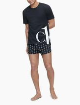 calvin Klein CK ONE Logo Crewneck Graphic T-Shirt, Black, XL - $19.79