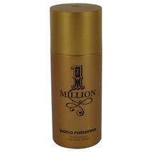 1 Million by Paco Rabanne Deodorant Spray 5 oz for Men #466518 - $31.42