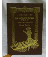 Adventures of Huckleberry Finn Easton Press Ed. - $35.00