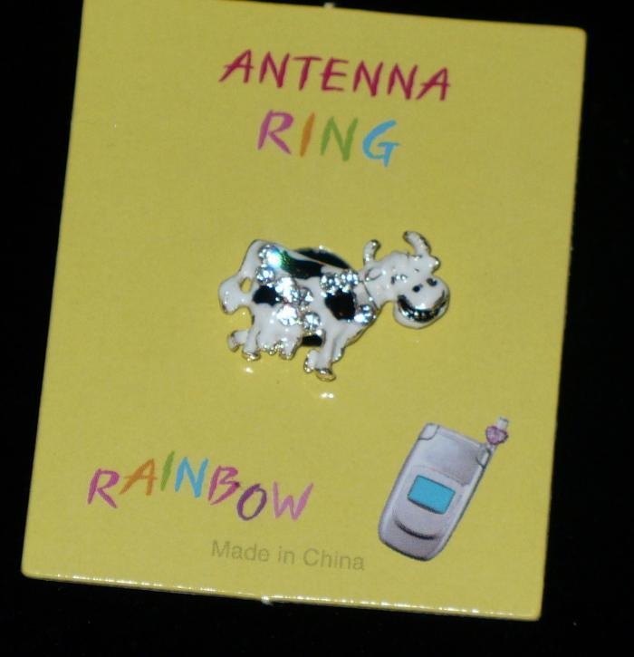 COW Cell Phone Antenna Ring