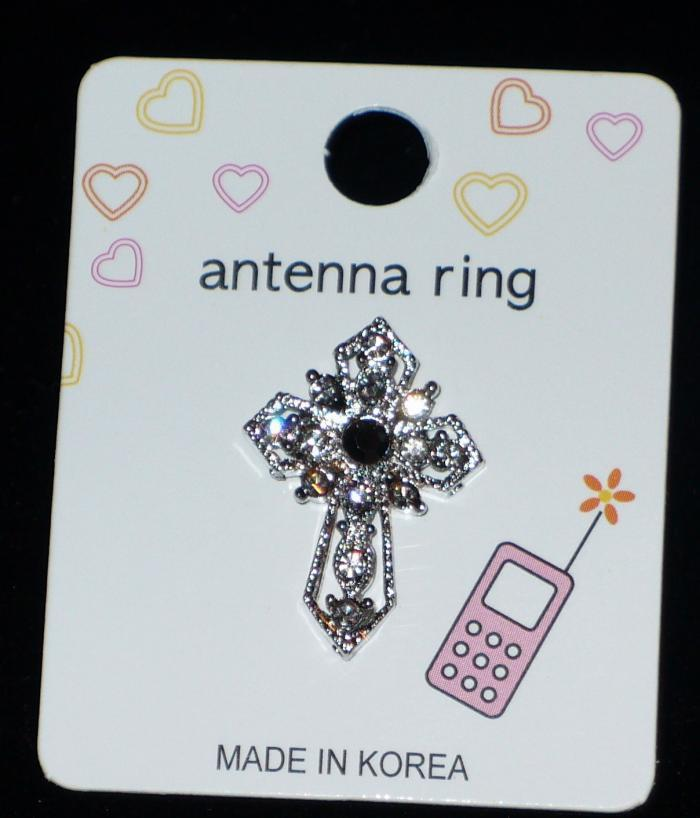 CROSS Cell Phone Antenna Ring