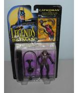 1994 DC Legends Of Batman Catwoman Figure New In The Package - $19.99