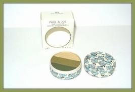 Paul & Joe Eye Color CS 104 A Stroll in the Park Full sz new in box gree... - $13.81