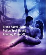 Erotic Astral Dreams Magic Potion Black Magick ... - $49.00