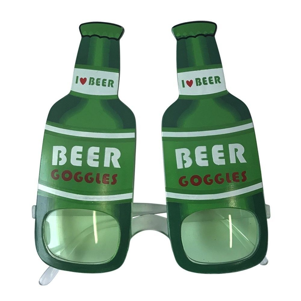Primary image for OLABB ST. Patrick's Day Eye Glasses I Love Beer Costume Goggles Party Accessory