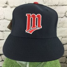 Minnesota Twins Diamond Collection Hat Vintage New Era 100% Wool NWT Sz ... - ₹2,463.48 INR