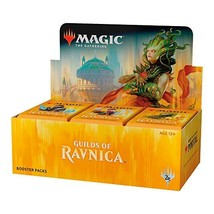 Magic: The Gathering Guilds of Ravnica Booster Box | 36 Booster Packs 54... - $114.65
