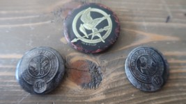 Hunger Games Pins - $14.84