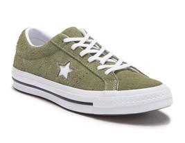 Converse One Star Ox Field Surplus Green Grade School Kids Sneakers 261789C - $47.95