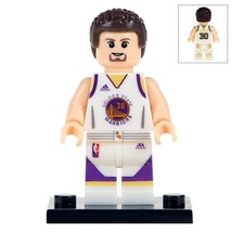NBA Stephen Curry Basketball Super Star Minifigures Lego Block Toy Gift - $1.99
