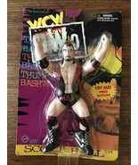 """1997  WCW NWO """"Monday NITRO"""" SCOTT HALL Vibrating Wrestling Action Figur... - $19.00"""