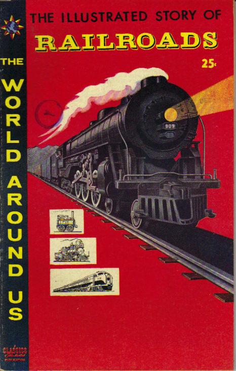 Comic railroads