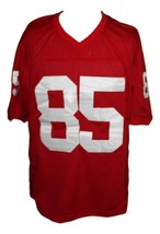 Rod Tidwell #85 Gerry Maquire Movie New Men Football Jersey Red Any Size image 5
