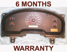 2006-2008 Ford F150 Gas Instrument Cluster -No Tacho -6Month War - $147.51