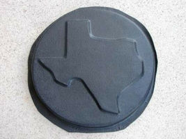 "16""x2"" ROUND PLAIN CONCRETE STEPPING STONE MOLD, MOULD- MAKE FOR PENNIES EACH image 8"