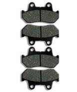 Honda Disc Brake Pads VF1000F/VF1000R Interceptor 1984-1987 Front (2 sets) - $18.00