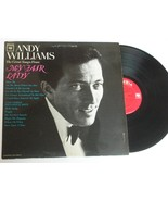 Andy Williams GREAT SONGS FROM MY FAIR LADY LP Record CL 2205 Columbia L... - $4.84