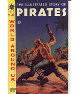 'The Illustrated Story of Pirates' Classics Illustrated vint - $49.50