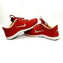 7.5 Womans Nike Running, Atheletic, Outdoor Red Walking/Workout Sneakers... - $23.36