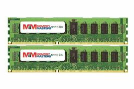 8GB (2x4GB) DDR3-1600MHz PC3-12800 ECC RDIMM 1Rx4 1.35V Registered Memory for Se - $29.54