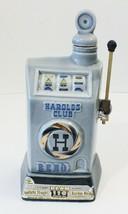 Harolds Club Reno, Slot Machine Jim Beam Decanter,1968 Vintage Decanter ... - $13.98