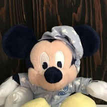 "Disney Mickey Pajama Plush Stuffed Animal 9"" - $8.90"
