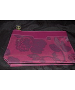 Estee Lauder Large Make-Up Bag Raspberry New - $7.00