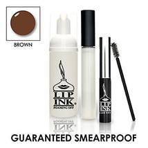 LIP INK  Smearproof Lash Tint Kit - Brown - $65.29