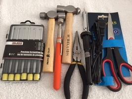 Craft Hobby 12-piece Tool Set - $39.95