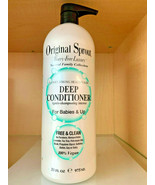 Original Sprout Deep Conditioner 33oz W/ Pump - NEW & FRESH! Same Day Sh... - $36.50